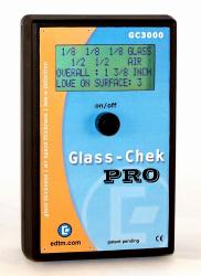 8d02bc33657 Glass thickness meter and low-E detector
