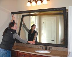 easy frame - Mirror Frame Molding