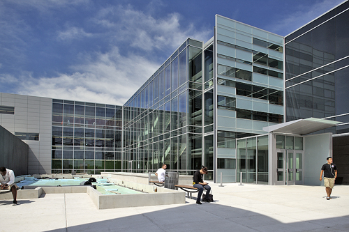 Custom Curtainwall At College Of Dupage Glass Magazine
