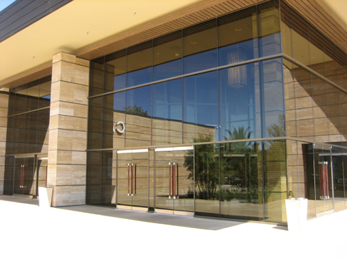 Structurally Glazed Curtain Wall : Most innovative curtain wall system or component glass