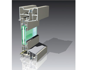 Efco of Monett Mo. launched the 5XPT thermal high-performance sliding glass door. For use in high-rise condominiums and hotels the door contains the ...