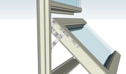 Graham Architectural Products York Pa Announced A Line Of High Efficiency Window Called Gthurm The Architecturally Rated Windows Feature