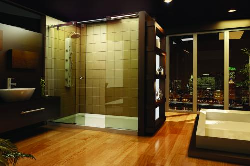 Tips for selecting and installing glass shower enclosures | Glass ...