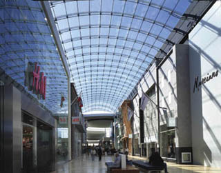 6099c6d0d5 Owners of the Yorkdale Shopping Centre in Toronto wanted the recent  52  million expansion to transform the complex into an outdoor shopping  environment.