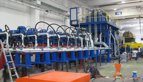 aluminum extrusion press increased extrusion capabilities glass magazine