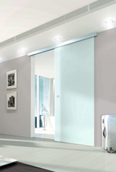 Muto Manual Sliding Door System From Dorma Glass Magazine