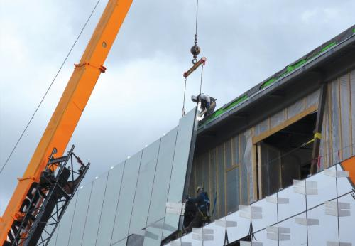 Curtain wall installation companies