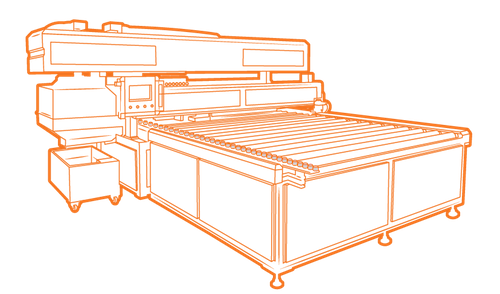 Machinery illustration