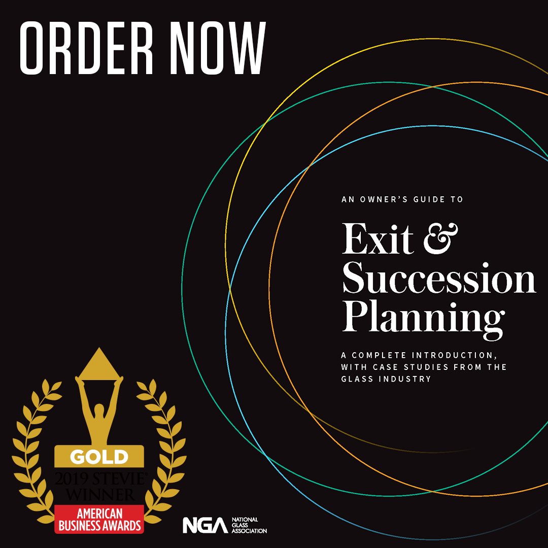 """An Owner's Guide to Exit & Succession Planning"" Named Best Business Book of the Year"