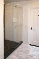 CRL has introduced its new Cambridge Series Bypass Shower Door System. Cambridge features minimal hardware for modern visuals and stainless steel rollers ... & CRL Introduces Cambridge Series Bypass Shower Door System | Glass ...