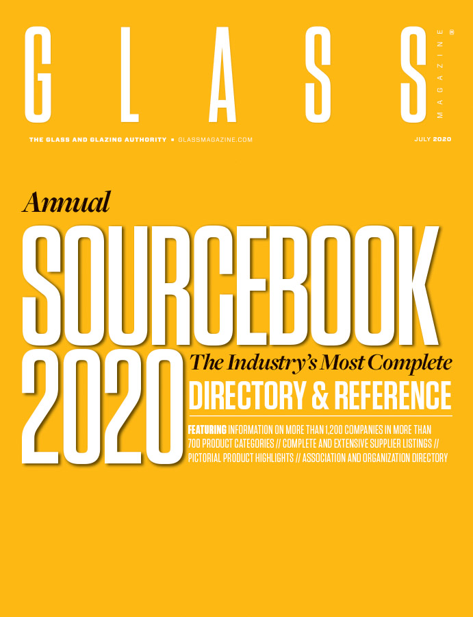 Annual Glass Magazine SourceBook