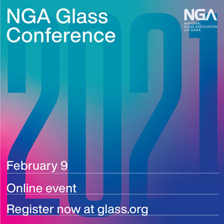NGA Glass Conference: February 2021