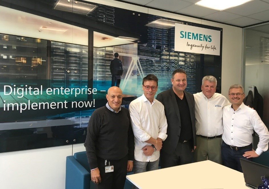 Fenetech and Siemens