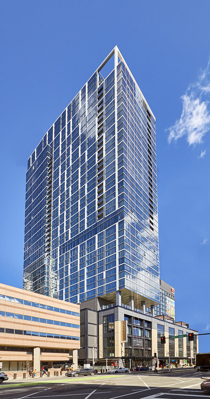 Tecnoglass Supplies High-Performance Glass for Residential Tower