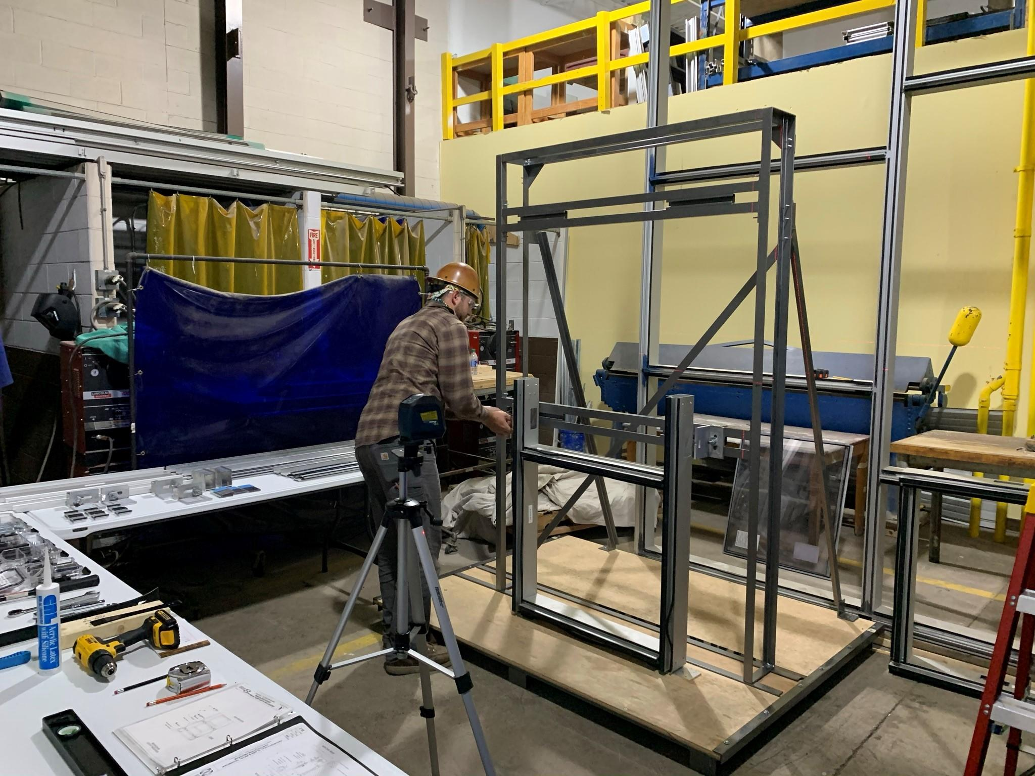 AGMT Glazier Certification Testing Resumes