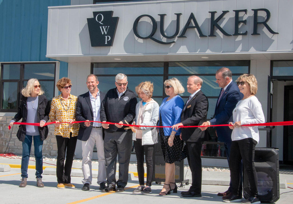 Quaker Windows and Doors Starts Phase 3 of Expansion