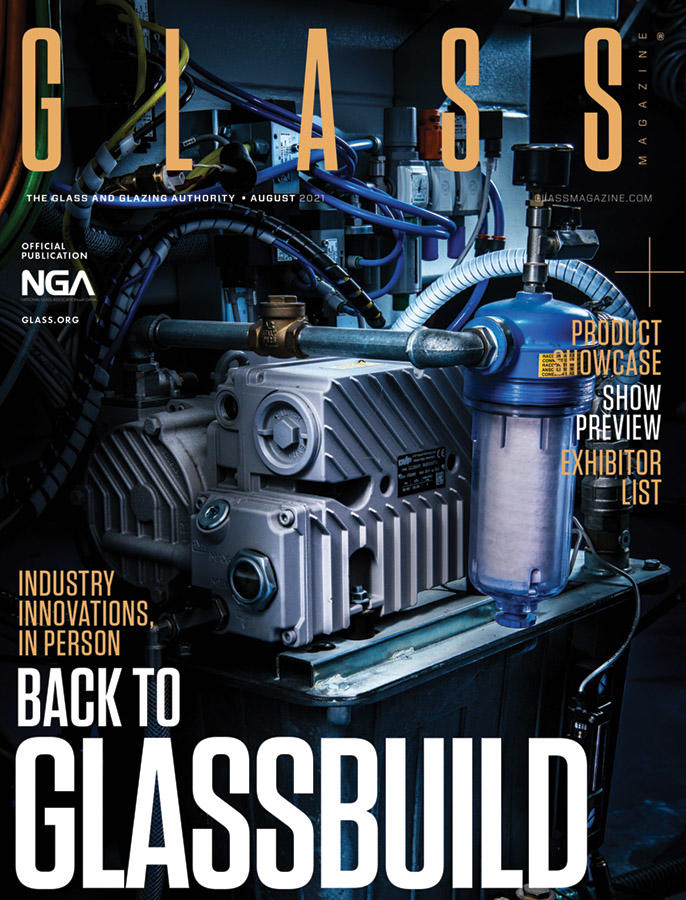 August Glass Magazine