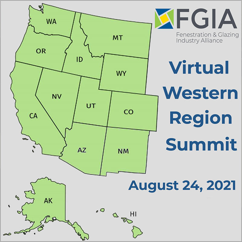 Registration Now Open for FGIA 2021 Virtual Western Region Summit