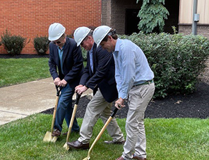 Eastman Machine Breaks Ground on Headquarters Expansion