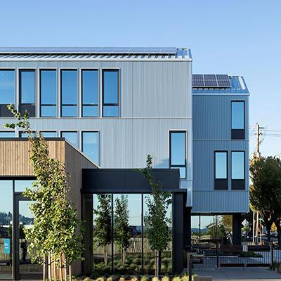 Vitro's Solarban 67 Glass Adds Sustainability, Views to New Portland Civic Center