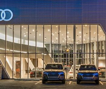 Audi Dealership