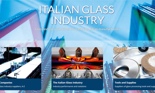 Italian Glass Industry